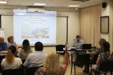 Консультация (семинар) для моряков и членов их семей г.Ялта